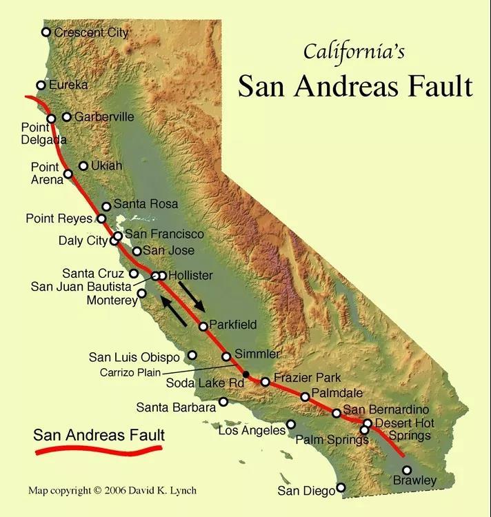 山火烧不尽,加州梦又生