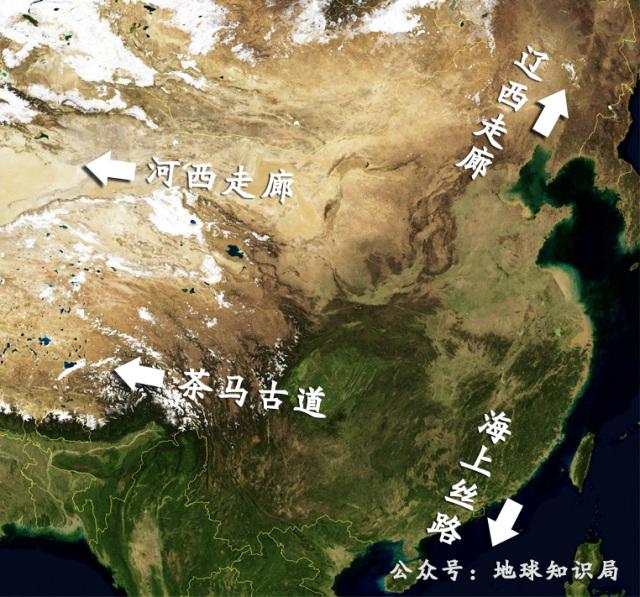 遼西走廊_百度百科圖片