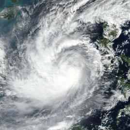 台风娜基莉