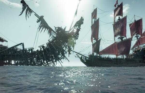 为什么海量吐槽骂不沉《加勒比海盗5》?