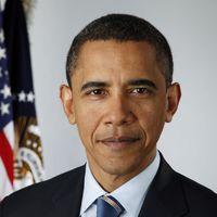 贝拉克·侯赛因·奥巴马
