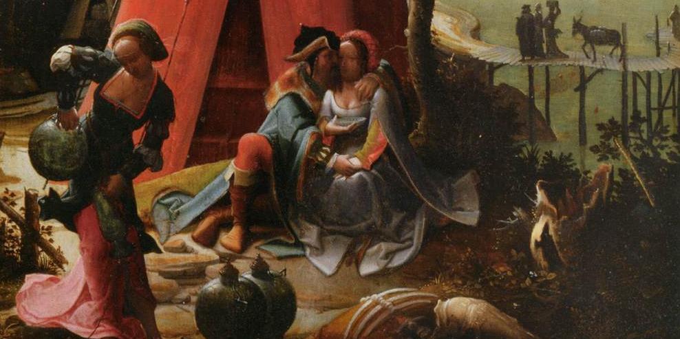 后来的萨德侯爵所写的《索多玛一百二十天》,叙述的重点就是这座城市
