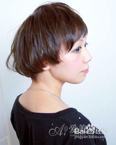 蘑菇头发型图片分享图片