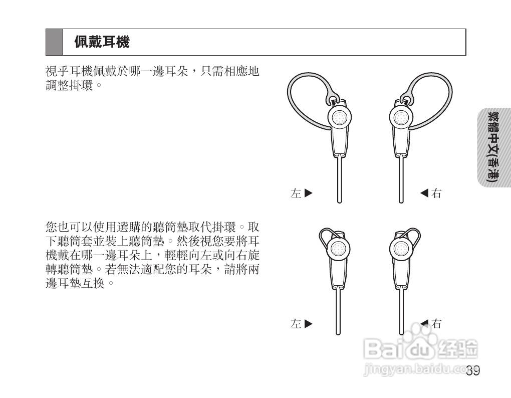 三星hm7000藍牙耳機使用說明書:[5]圖片