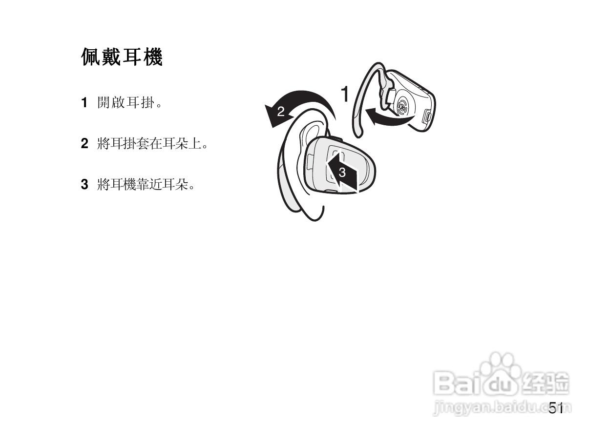摩托羅拉h350藍牙耳機使用說明書:[7]圖片
