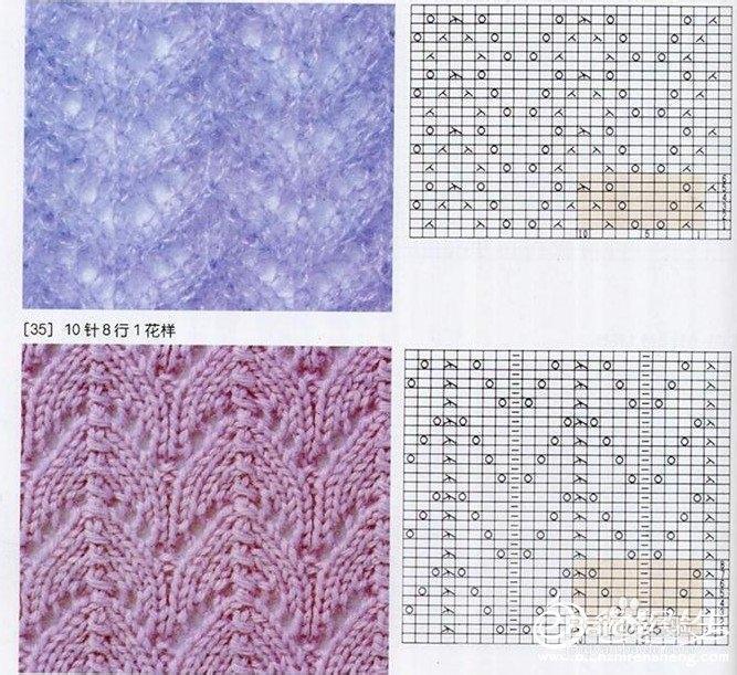 棒针镂空花编织固)�_手工/爱好 > 手工艺  在用棒针编织衣物时,我们喜欢编织一些镂空花纹