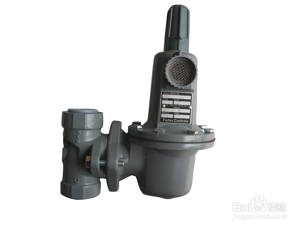 美国fiser燃气调压器 美国费希尔调压阀 液化气调压器 天然气调压阀图片