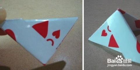 怎样用扑克牌叠花瓶图片