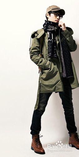 男生冬季衣服怎樣搭配?潮人支招!圖片