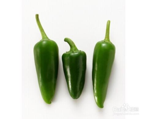 如何挑选不辣的辣椒