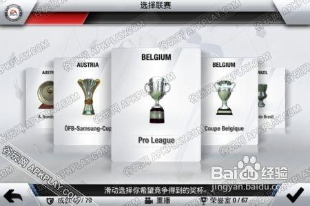 fifa13闪退_fifa13锦标赛所有奖杯及联赛解释(1)
