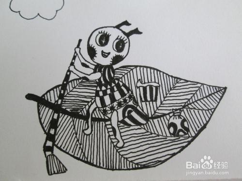 儿童画 500_375图片