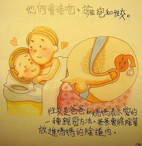 性吧之影_香港是这样对孩子性教育的