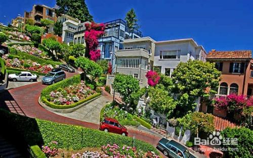 美国旧金山景点旅游攻略