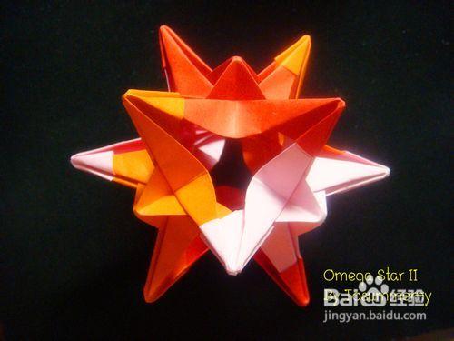 【天の折馆】圣诞星折纸实拍教程(镂空六纸版)