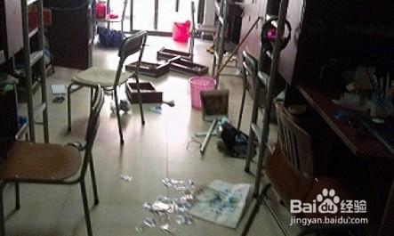 大学生宿舍如何防盗图片