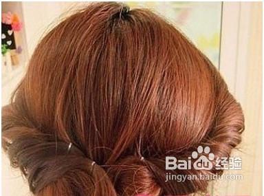 韩式中长发夏季发型扎法图片