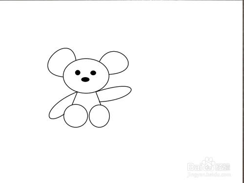 六一儿童节简笔画方法