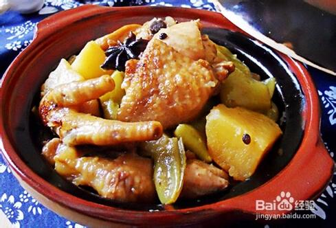 菜7豆角土豆炖玉米和排骨搭配的最普遍的豆角鸡块就是了,有肉类电饭煲怎么煲红萝卜猪肉排骨汤图片