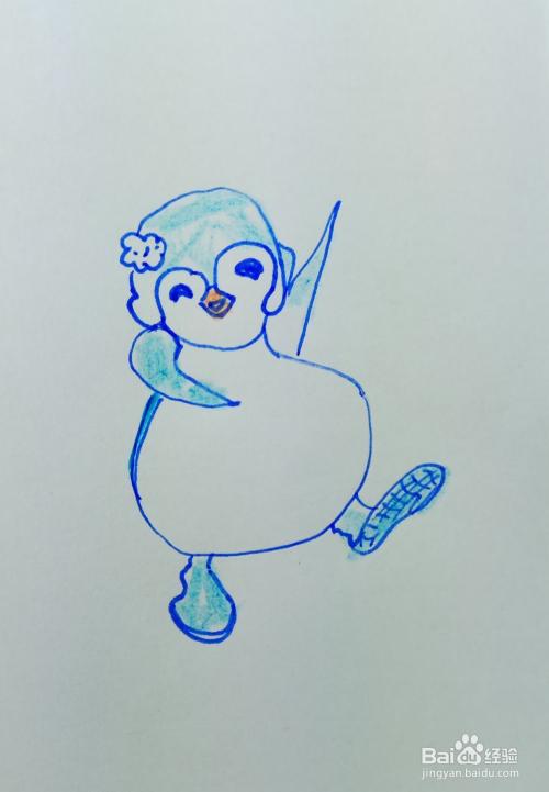 怎样画儿童简笔画唱歌跳舞?