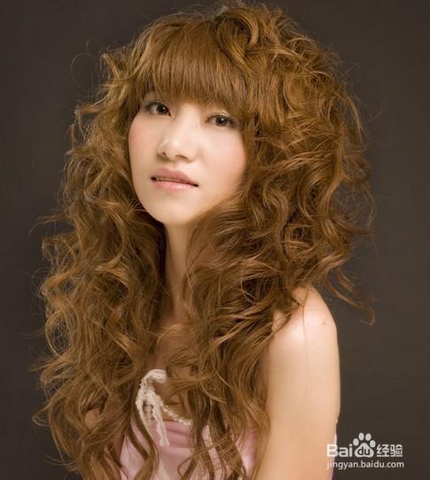 头发少适合什么发型图片