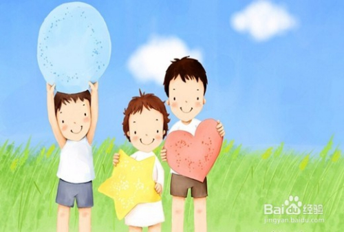 如何教孩子交好朋友?