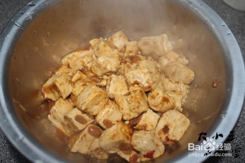 懒人炒菜,酱炒做法豆腐家常做法汗皮蛋的菜汤图片
