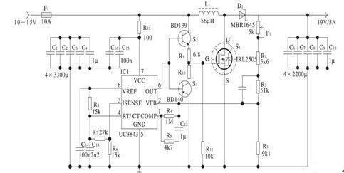 电路 电路图 电子 原理图 483_243图片