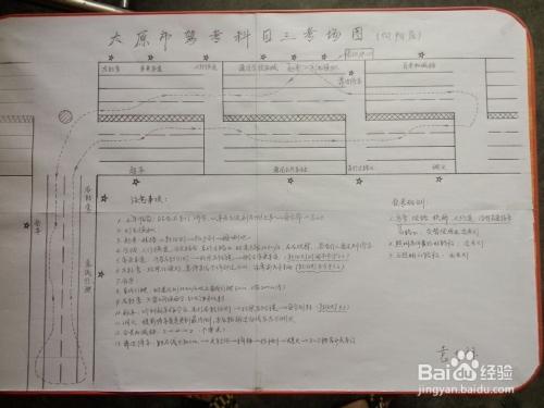 太原市驾照v方式方式三科目平面图(向阳店)南宁报名高中考场图片