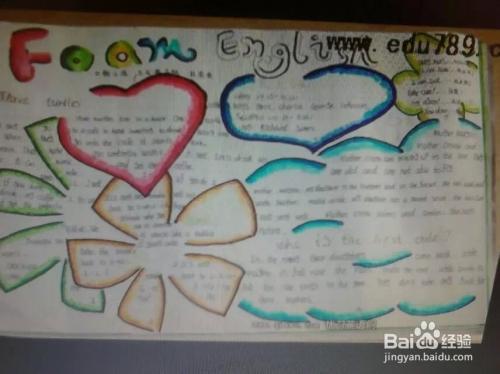 手抄报要体现学生的绘画能力,体现学生的写字能力,体现学生的审美能力图片