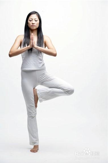 树式(全套)瑜伽体式图片