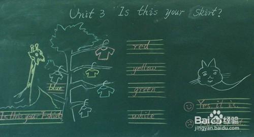 课堂教学中如何设计板书图片