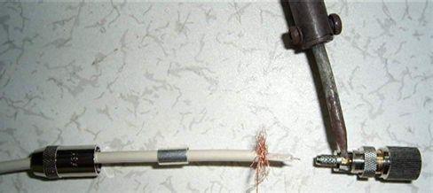 ddf数字配线电缆头制作方法