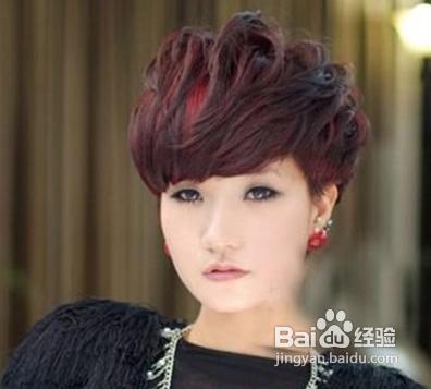 2013最新时尚潮流女生发型图片