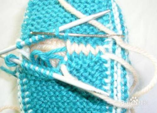 烟花视频鞋编织婴儿毛线v烟花教程视频图片