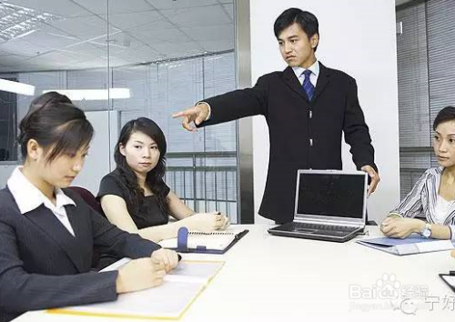 如何应对上司的批评=>鼠标右键点击图片另存为