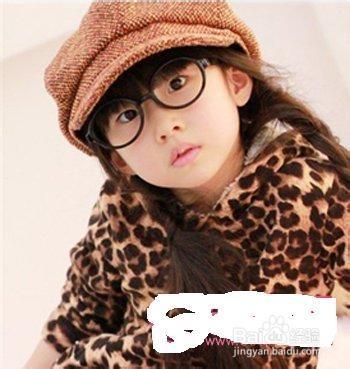 儿童发型设计 教你小女孩发型绑扎方法