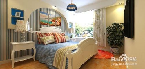 小户型卧室装修风格