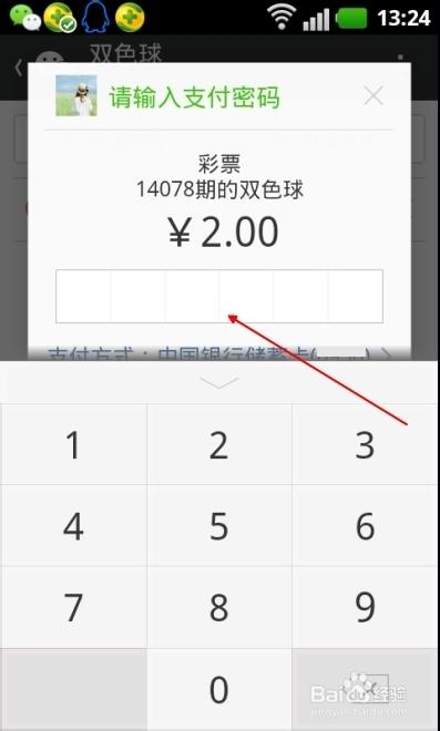 游戏/数码 手机 > 手机软件  4 进入彩票大厅后选择你想要买的彩票