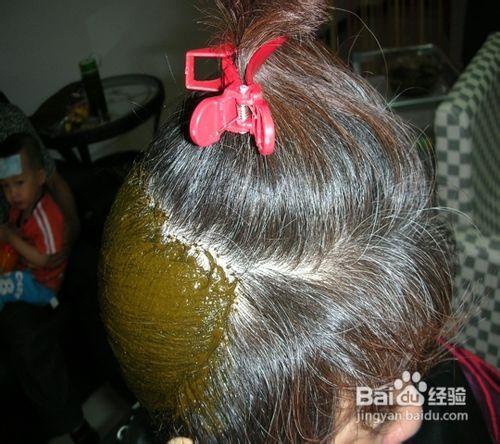 怎样使用绿曼达超微天然海娜粉染发