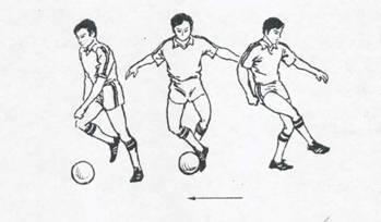 技巧_教你足球的接球技巧