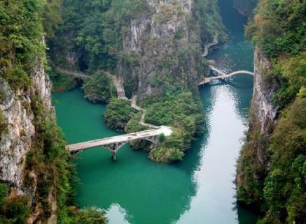 好花红乡村旅游区) 推荐理由:进入黔南州,一路是喀斯特地貌的山光水色