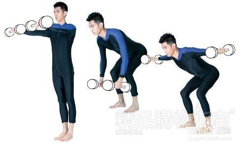 三角肌锻炼_新手健身肩部三角肌锻炼方法