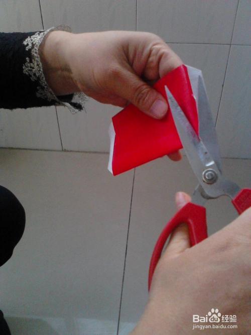 如何自己动手制作小红包图片