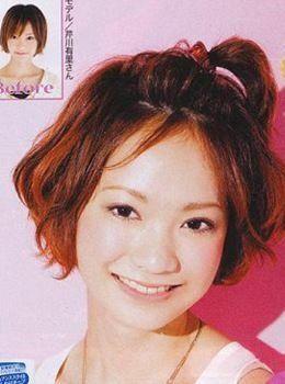 萝莉感辫子发型设计图片