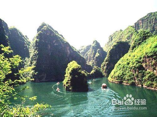虎峪自然风景区旅游