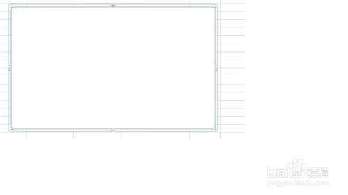 > 电脑软件  1 1,打开2007版excel表格,表格里需有数据, 选中任意空白