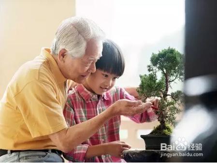 如何解决老人不会带小孩问题_百度经验图片