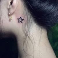 女生纹身纹在哪里才好看?
