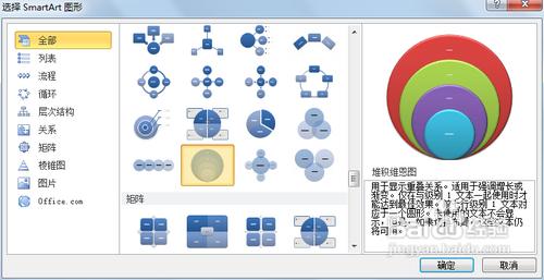 【ppt2010】如何使用smartart图形制作演示文稿
